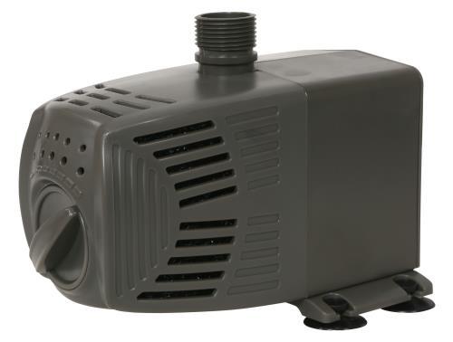 EcoPlus Adjustable Water Pump 528 GPH (12/Cs)