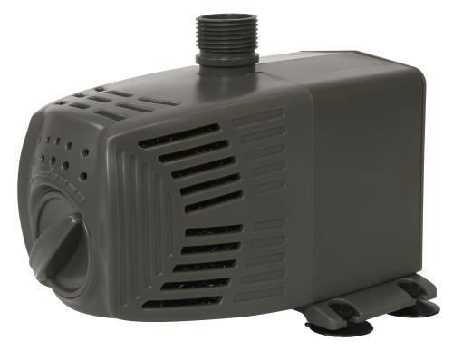 EcoPlus Adjustable Water Pump 655 GPH (12/Cs)