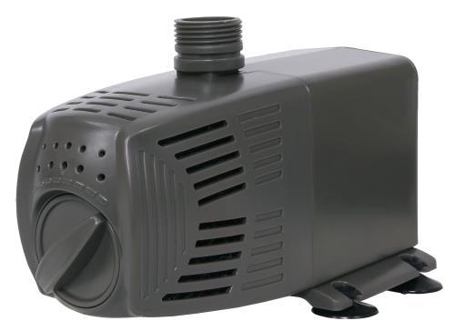 EcoPlus Adjustable Water Pump 1110 GPH (8/Cs)