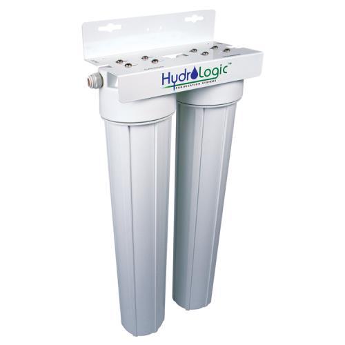 Hydro-Logic Tall Boy De-Chlorinator and Sediment Filter