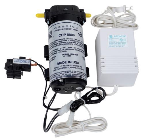 Hydro-Logic Pressure Booster Pump for Stealth