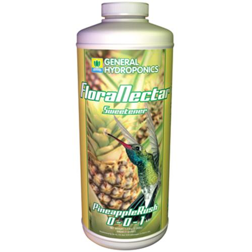 GH Flora Nectar Pineapple Rush Quart (12/Cs)