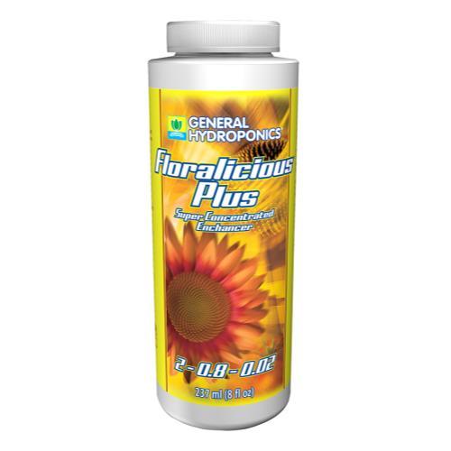GH Floralicious Plus 8 oz (12/Cs)