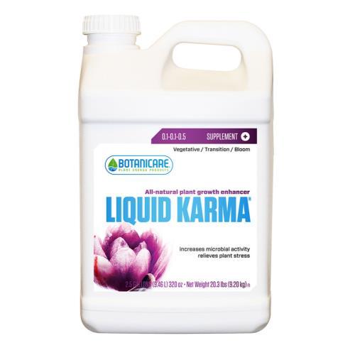 Botanicare Liquid Karma 2.5 Gallon (2/Cs)