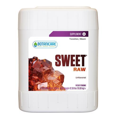 Botanicare Sweet Carbo Raw 5 Gallon