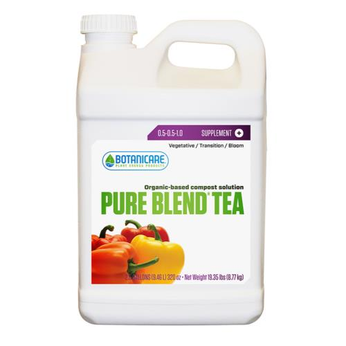 Botanicare Pure Blend Tea 2.5 Gallon (2/Cs)