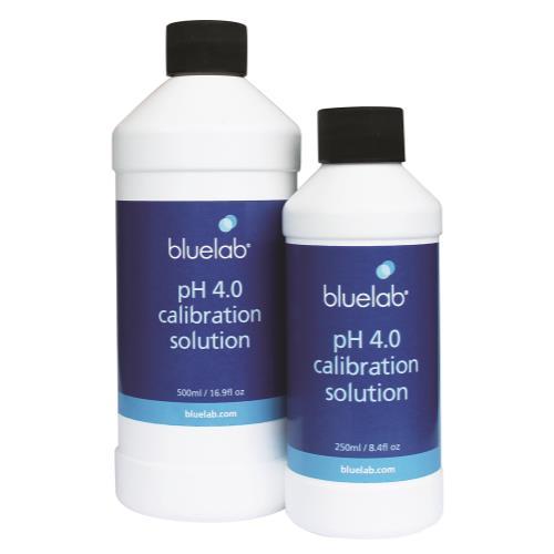 Bluelab pH 4.0 Calibration Solution 250 ml (6/Cs)