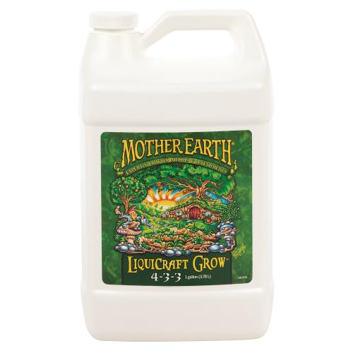 Mother Earth  LiquiCraft Grow 4-3-3 1GAL/4