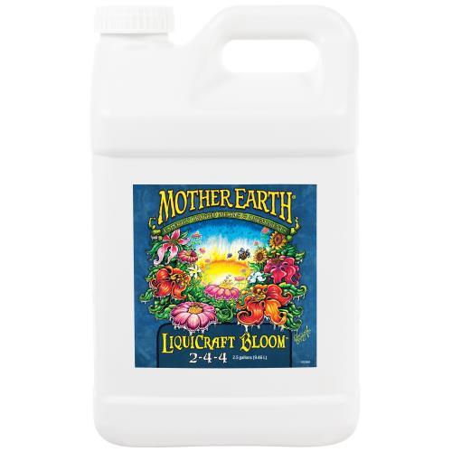 Mother Earth  LiquiCraft Bloom 2-4-4 2.5GAL/2