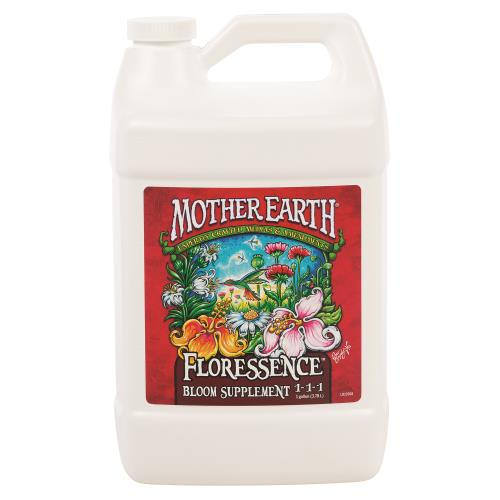 Mother Earth Floressence Bloom Supplement 1-1-1GAL/4