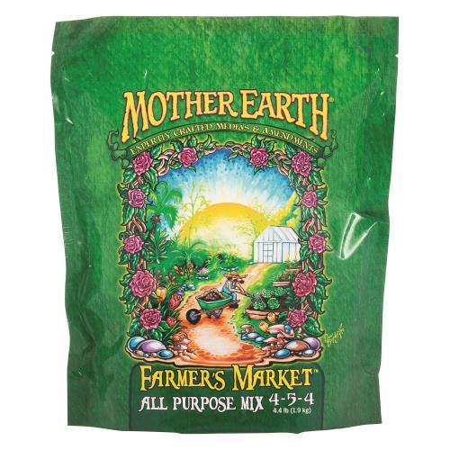Mother Earth Farmers Market All Purpose Mix 4-5-4 4.4LB/6
