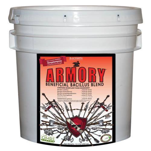Blacksmith BioScience Armory Beneficial Bacillus 200 oz / 10 lb (4/Cs)
