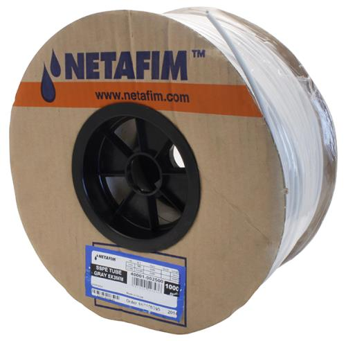 Netafim Super Flex UV Polyethylene Tubing 5 mm -1000 ft (1/Cs) [15FPEW53]