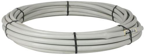 Netafim UV Polyethylene Tubing 1 in (1.06 in ID x 1.20 in OD) - 100 ft (1/Cs) [14W106120-01]