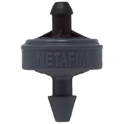 Netafim Woodpecker Pressure Compensating Junior Dripper - 1.0 GPH (Grey) (250/Bag) [01WPCJL4-B]