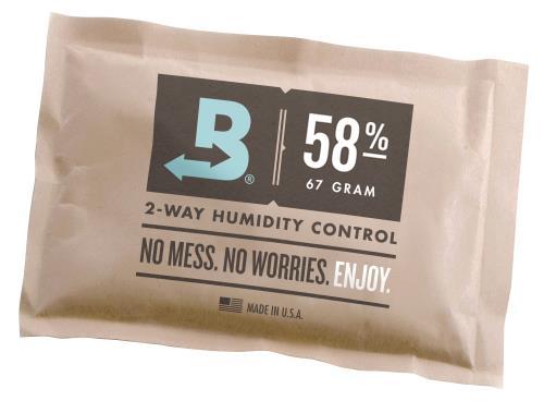 Boveda 67g 2-Way Humidity 58% (100/Pack)
