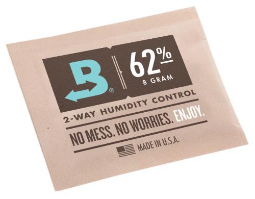 Boveda 8g 2-Way Humidity 62% (300/Pack)
