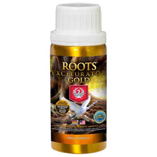 House and Garden Roots Excelurator Gold 100 ml (16/Cs)