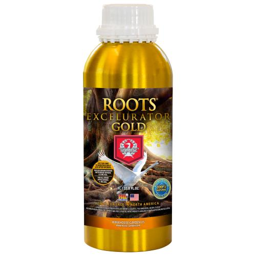 House and Garden Roots Excelurator Gold 500 ml (8/Cs)