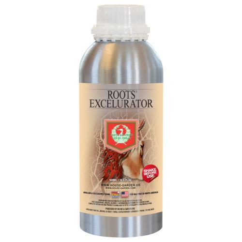 House and Garden Roots Excelurator Silver 500 ml (8/Cs)