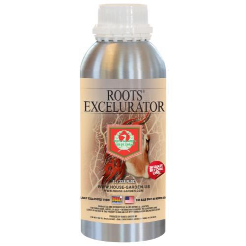House and Garden Roots Excelurator Silver 1 Liter (6/Cs)