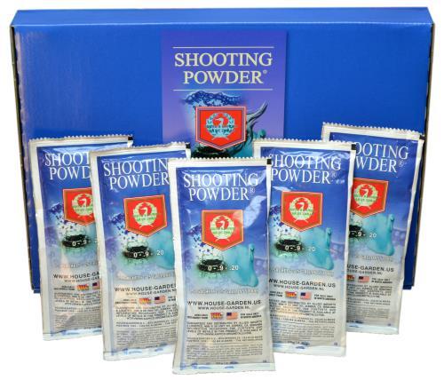House and Garden Shooting Powder Sachet - Bulk (1=140/Cs)