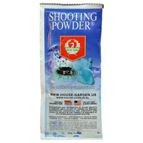 House and Garden Shooting Powder Sachet (1=5/Cs)