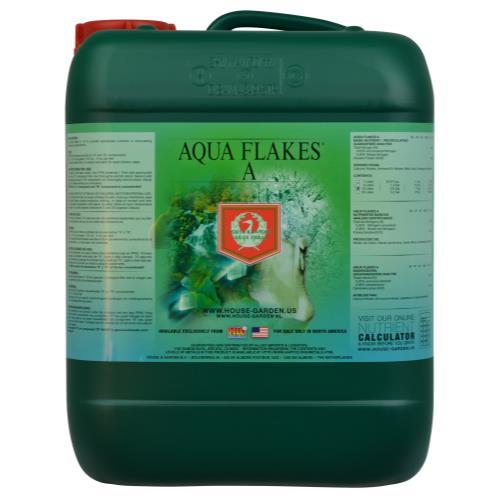 House and Garden Aqua Flakes A 10 Liter (2/Cs)