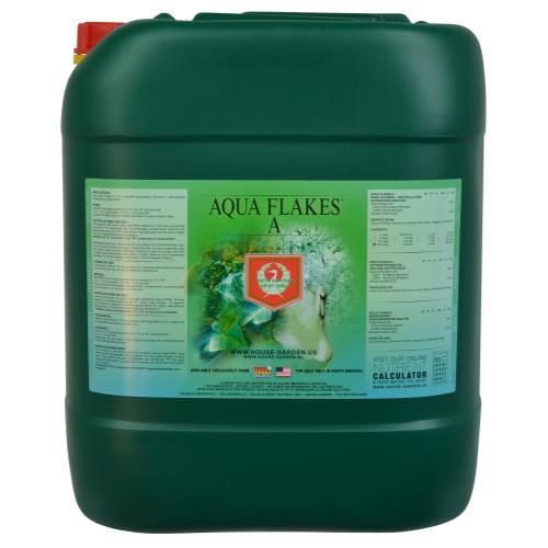 House and Garden Aqua Flakes A 20 Liter (1/Cs)