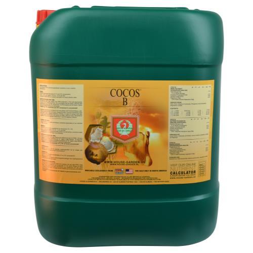 House and Garden Cocos B 20 Liter (1/Cs)