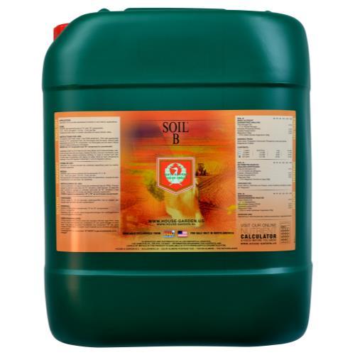 House and Garden Soil B 20 Liter (1/Cs)