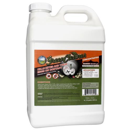 Green Cleaner 2.5 Gallon (2/Cs)