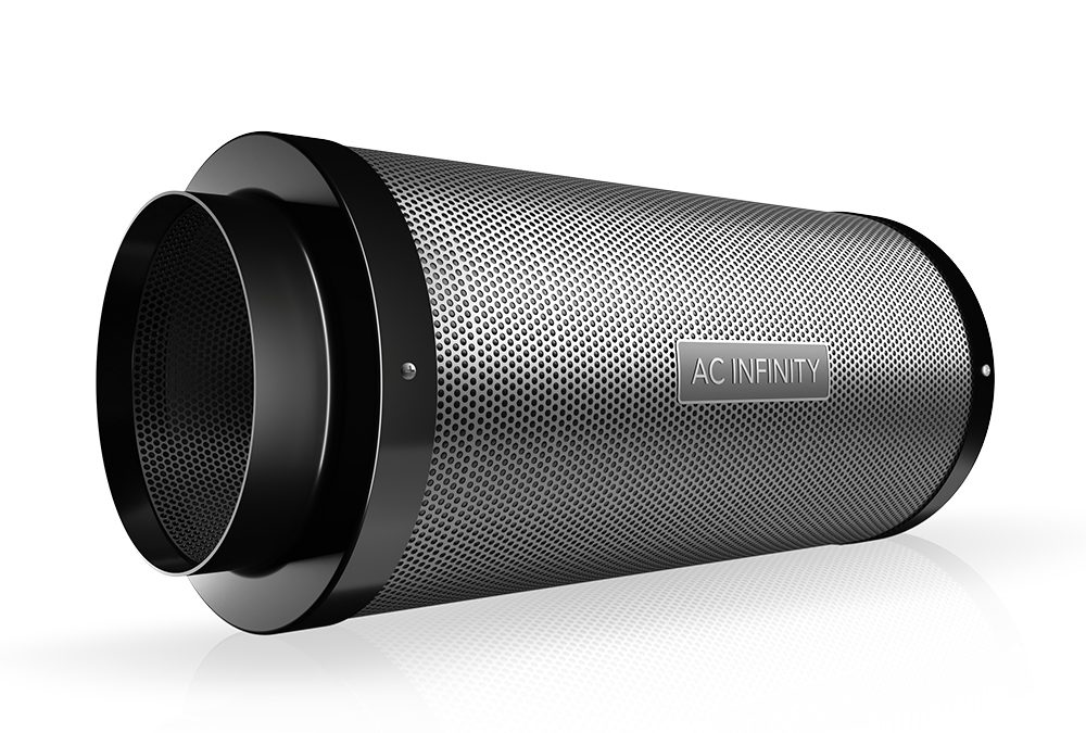 Duct Carbon Filter 8 – Charcoal Carbon Filter for 8″ Duct Fan