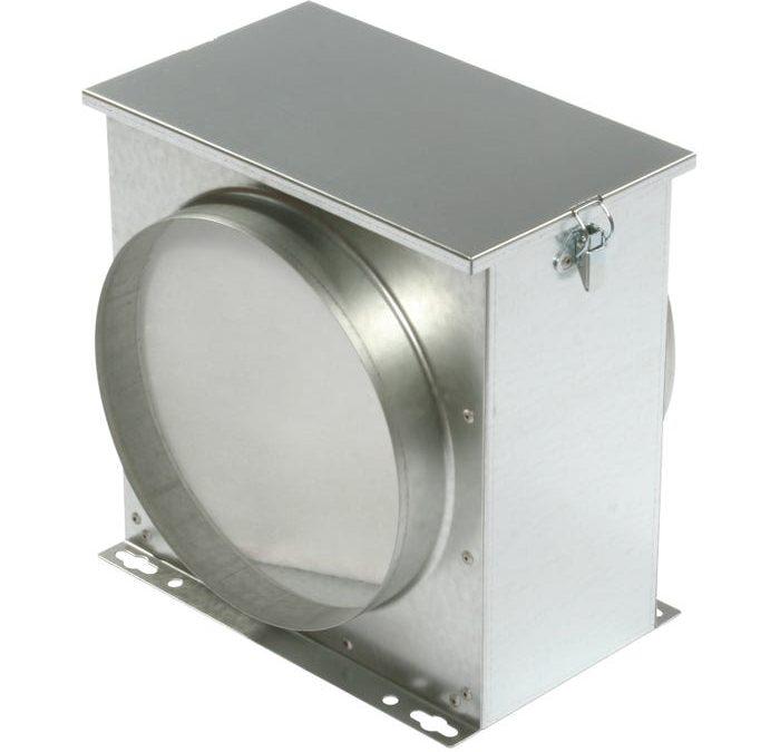 Can-Fan Intake Filter 10 in