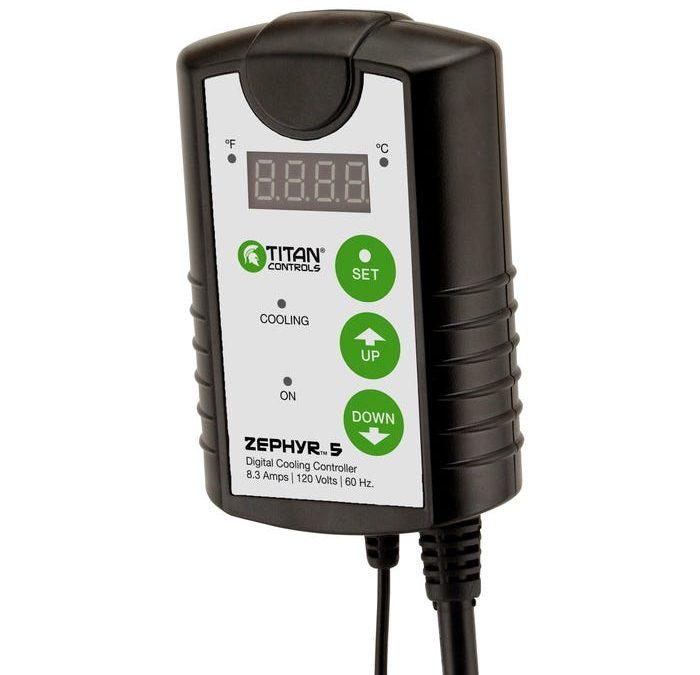 Zephyr 5 – Digital Cooling Controller
