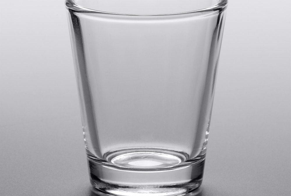 GGH Shot Glass