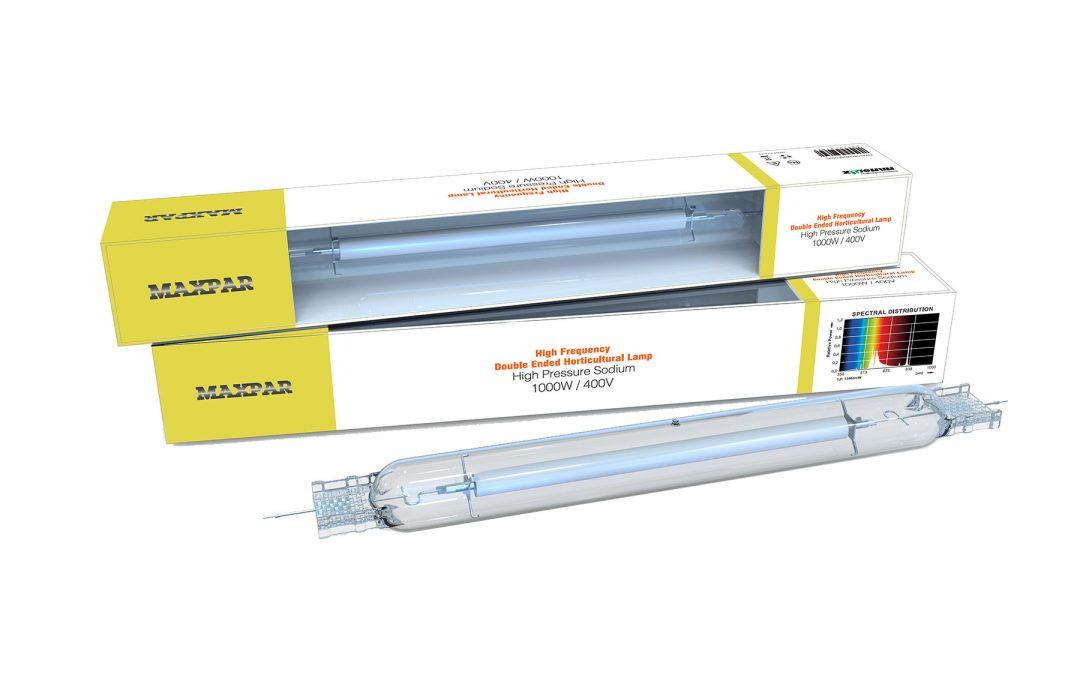 DE HPS Lamp 1000W