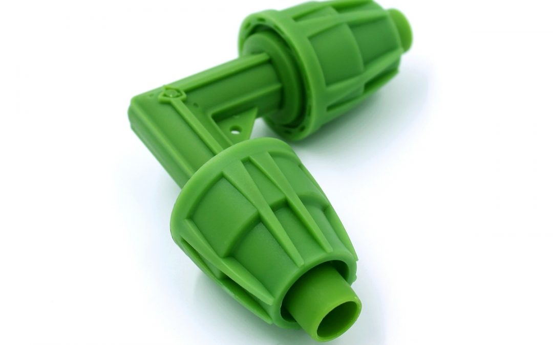 Micro Drip Pipe Fitting Elbow